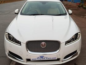 Used Jaguar XF 2014 car at low price