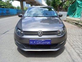Volkswagen Polo Diesel Highline 1.2L 2013 for sale