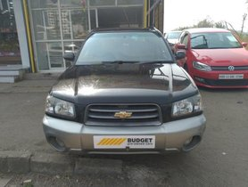 Chevrolet Forester AWD Petrol 2004 for sale