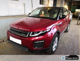 Used Land Rover Range Rover Evoque 2017 car at low price