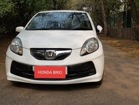 Used Honda Brio S Option MT 2011 for sale