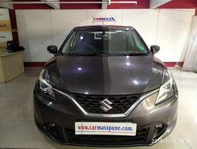 Used Maruti Suzuki Baleno 2018 car at low price