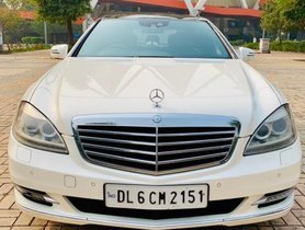 2012 Mercedes Benz S Class for sale at low price