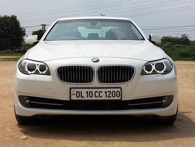BMW 5 Series 520d 2011 for sale