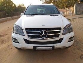 2011 Mercedes Benz M Class for sale