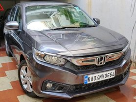 Honda Amaze VX AT i-Vtech 2018 for sale