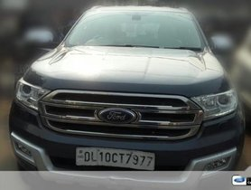 Used Ford Endeavour 2.2 Titanium AT 4X2 2016 for sale