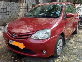 2014 Toyota Etios Liva for sale at low price