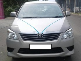Toyota Innova 2.5 GX (Diesel) 7 Seater 2012 for sale