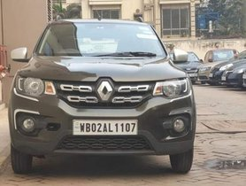 Used Renault Kwid 2017 car at low price