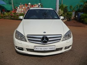 Mercedes Benz C Class 2010 for sale