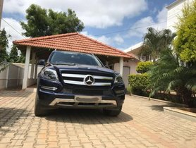 Used Mercedes Benz GL-Class 350 CDI Blue Efficiency 2016 for sale