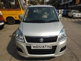 Maruti Wagon R AMT VXI Option 2016 for sale