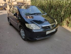 Used Honda City ZX car 2005 for sale at low price