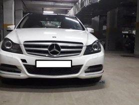 Mercedes-Benz C-Class C 220 CDI Avantgarde 2014 for sale