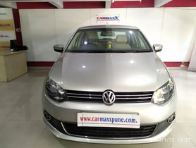 Used Volkswagen Vento Petrol Highline AT 2013 for sale