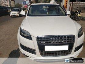 Used Audi Q7 35 TDI Quattro Premium Plus 2012 for sale