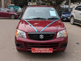 2014 Maruti Suzuki Alto K10 for sale at low price