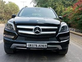 Mercedes-Benz GL-Class 350 CDI Luxury 2015 for sale