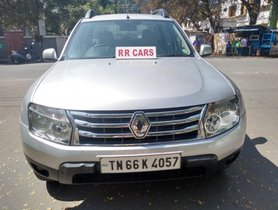 Used Renault Duster Petrol RxL 2014 for sale