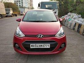 Used Hyundai Xcent 2016 car at low price