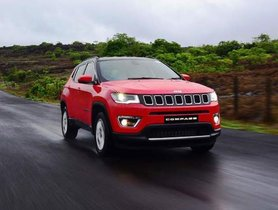 Jeep Compass Longitude Now Offered in Petrol Variant