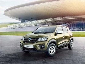 Renault Kwid Witnesses 28% Drop In Popularity in 2018