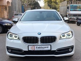 Used BMW 5 Series 520d Luxury Line 2014 for sale