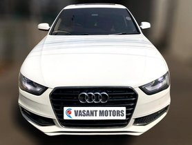 Audi A4 New  2.0 TDI Multitronic 2014 for sale