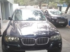 Used BMW X3 2008 car at low price