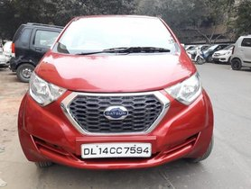 Used Datsun GO car 2016 for sale at low price