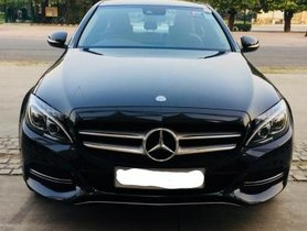 2016 Mercedes Benz C Class for sale at low price