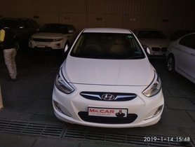 Used Hyundai Verna 1.6 SX 2014 for sale