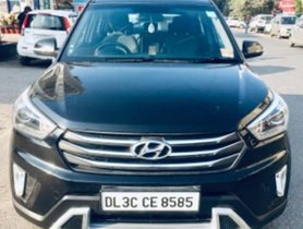 Hyundai Creta 1.6 SX Automatic Diesel 2016 for sale