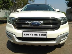 Ford Endeavour 2.2 Trend AT 4X2 2017 for sale
