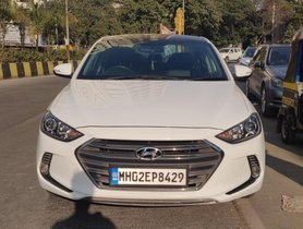 Hyundai Elantra 2.0 SX Option AT 2017 for sale