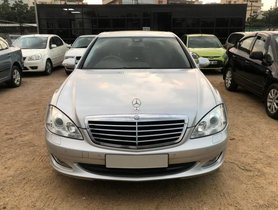 2007 Mercedes Benz S Class for sale