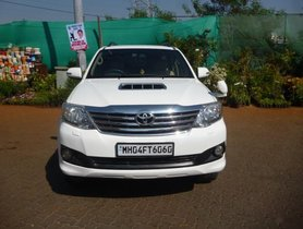 Toyota Fortuner 4x2 Manual 2012 for sale