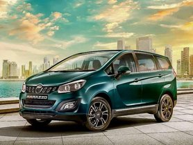 Mahindra Marazzo 8-Seater Launched At Rs 13.98 Lakh