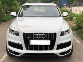 Audi Q7 3.0 TDI Quattro Technology 2013 for sale