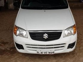 2013 Maruti Suzuki Alto K10 for sale at low price