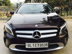 Used Mercedes Benz GLA Class 2015 car at low price