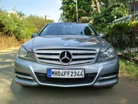 Mercedes-Benz C-Class C 200 BE Classic 2012 for sale