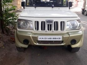 Used Mahindra Bolero car 2010 for sale at low price