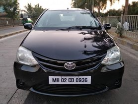 2011 Toyota Etios Liva for sale