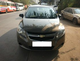 Chevrolet Sail Hatchback Petrol 2013 for sale