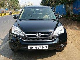 Used Honda CR V 2010 car at low price