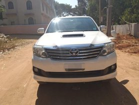 Used Toyota Fortuner 2013 car at low price
