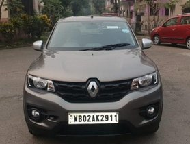 Used Renault Kwid car 2016 for sale at low price