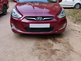 Used Hyundai Verna car 2014 for sale at low price